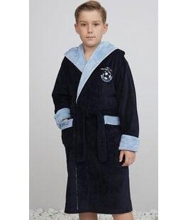 Халат детский Ronaldo navy Vien