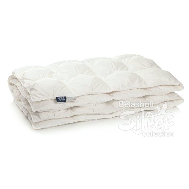 BELASHOFF Silver 999 одеяло пуховое c объемными буфами