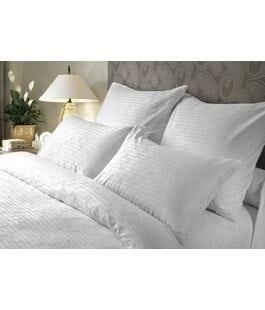 Комплект постельного белья Страйп Кружевная сказка Verossa