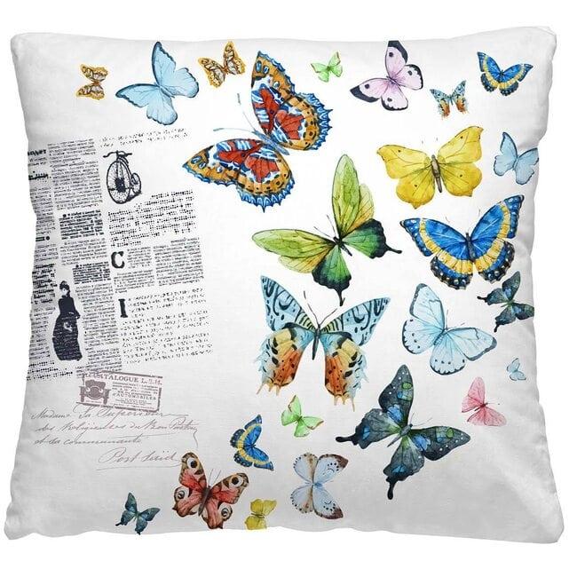 Волшебная Ночь Подушка-думка Бабочки