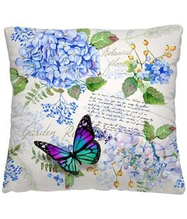 Подушка-думка Летний сад Волшебная Ночь