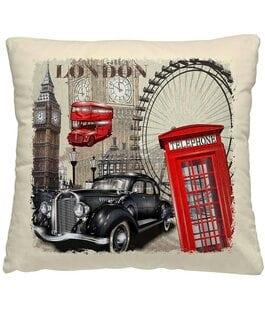 Подушка-думка Лондон Волшебная Ночь