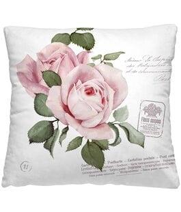Подушка-думка Розовый бутон Волшебная Ночь