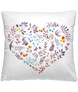 Подушка-думка Сердце Волшебная Ночь