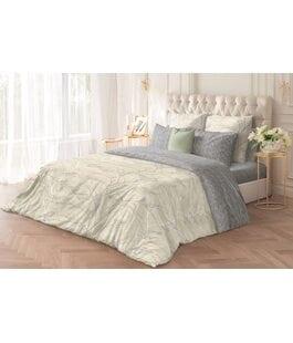 Комплект постельного белья Ранфорс Frost Волшебная Ночь