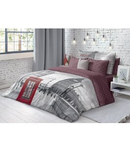 Комплект постельного белья Ранфорс London Волшебная Ночь