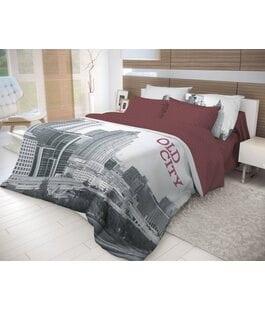 Комплект постельного белья Ранфорс Old city Волшебная Ночь