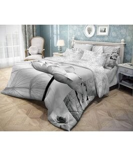 Комплект постельного белья Ранфорс Poppy Волшебная Ночь