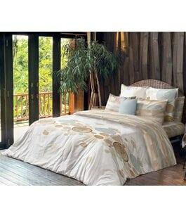 Комплект постельного белья Ранфорс Wood Волшебная Ночь