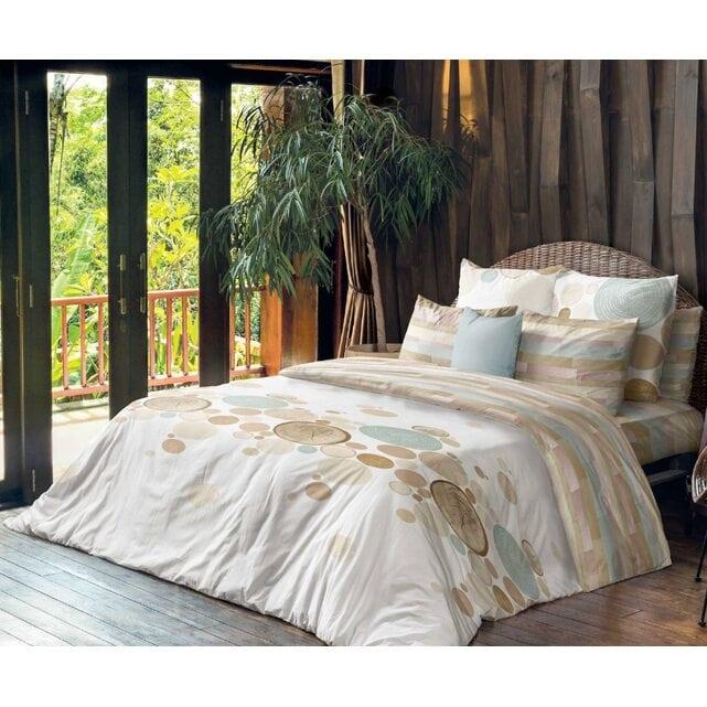 Волшебная Ночь Комплект постельного белья Ранфорс Wood
