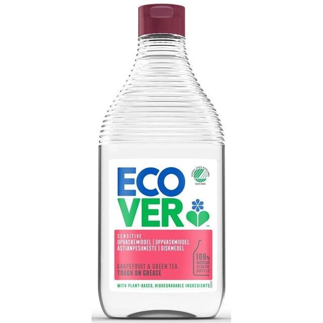 Ecover Classic Экологическая жидкость для мытья посуды Грейпфрут и Зеленый чай 450 мл