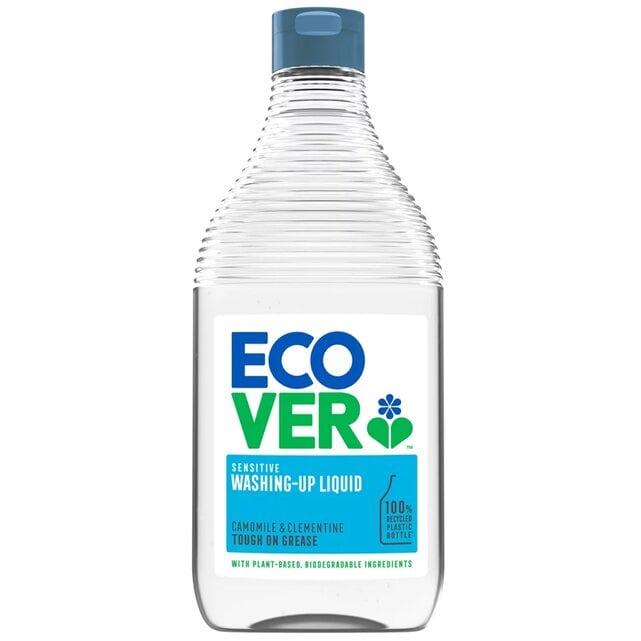 Ecover Classic Экологическая жидкость для мытья посуды Ромашка