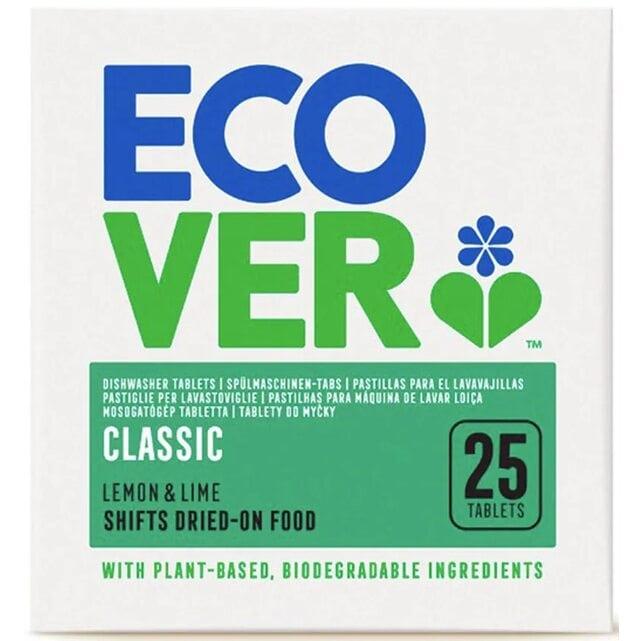 Ecover Classic Экологические таблетки для посудомоечной машины