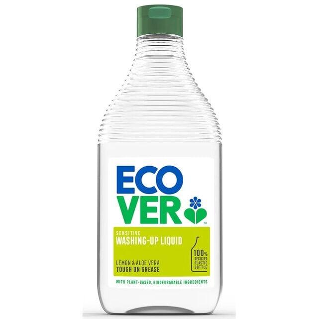 Ecover Classic Экологическая жидкость для мытья посуды Лимон и Алоэ-Вера