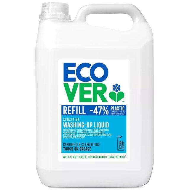 Ecover Classic Экологическая жидкость для мытья посуды с ромашкой и молочной сывороткой