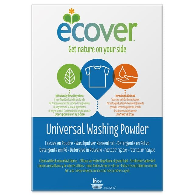 Ecover Classic Экологический стиральный порошок-концентрат универсальный