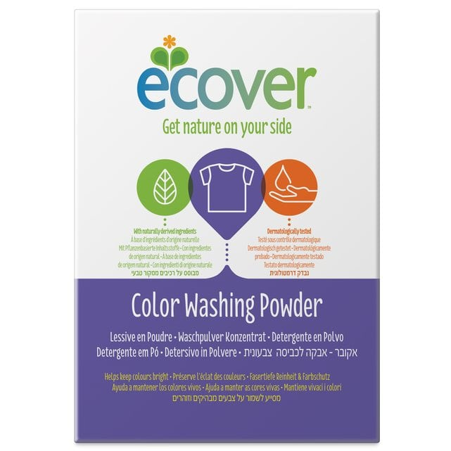 Ecover Classic Экологический стиральный порошок-концентрат для цветного белья