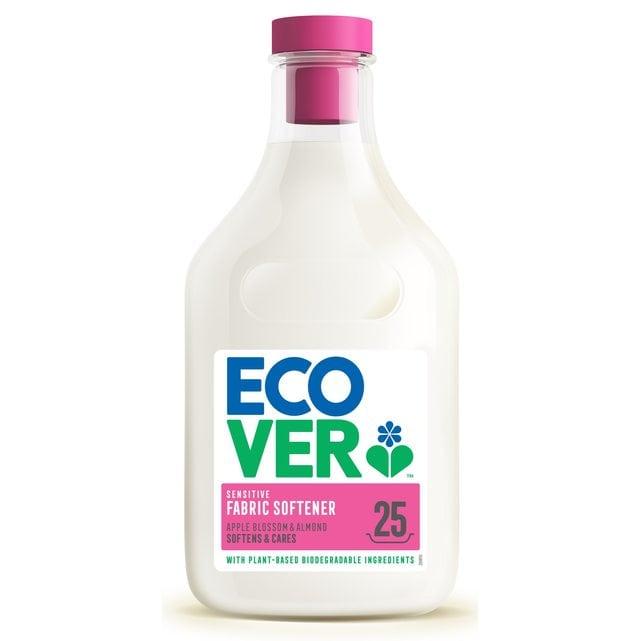 Ecover Classic Экологический смягчитель для стирки белья с ароматом яблока и миндаля