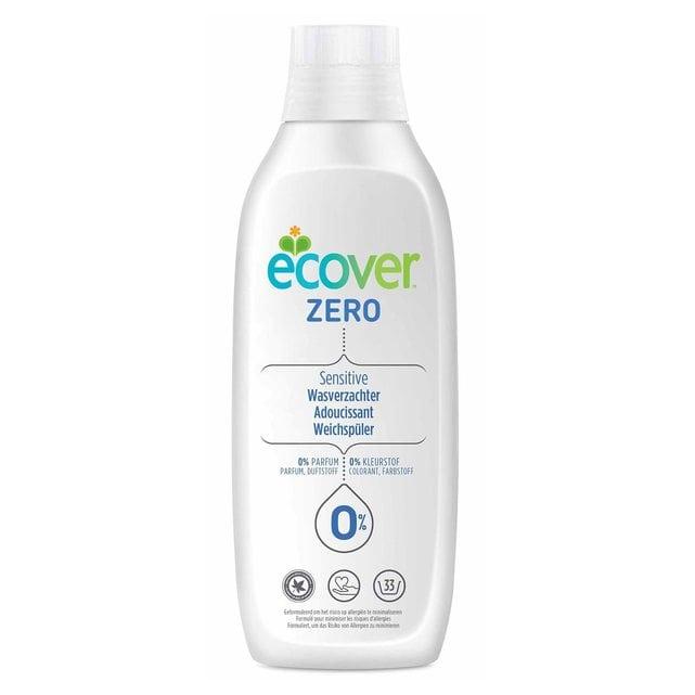 Ecover Zero Sensitive Экологический смягчитель для стирки 1000 мл
