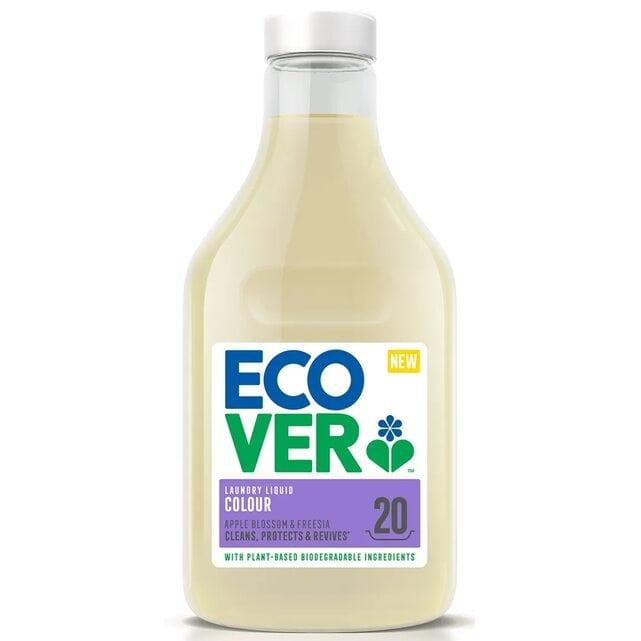 Ecover Classic Экологическоежидкое средство для стирки цветного белья суперконцентрат