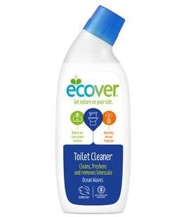 Экологическое средство для чистки сантехники Океанская свежесть Ecover