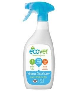 Экологический спрей для чистки окон и стеклянных поверхностей Ecover