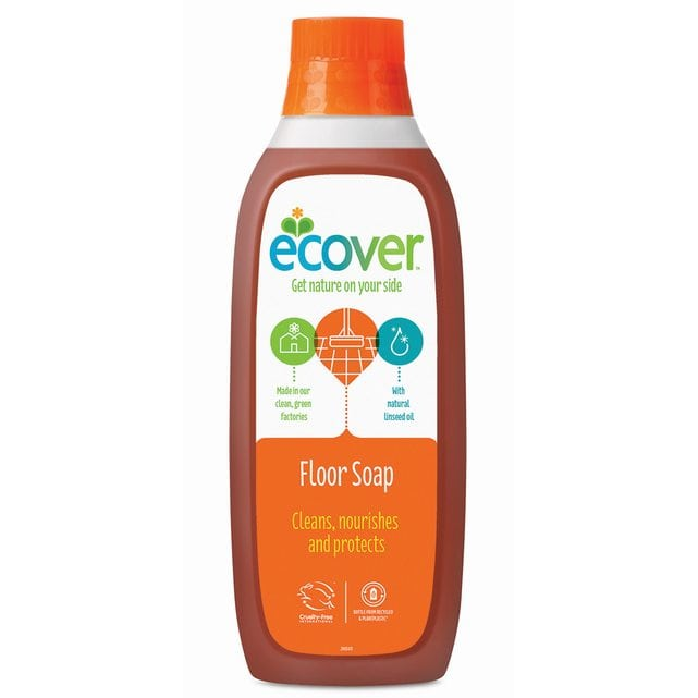 Ecover Classic Жидкий концентрат с льняным маслом для мытья пола 1000 мл