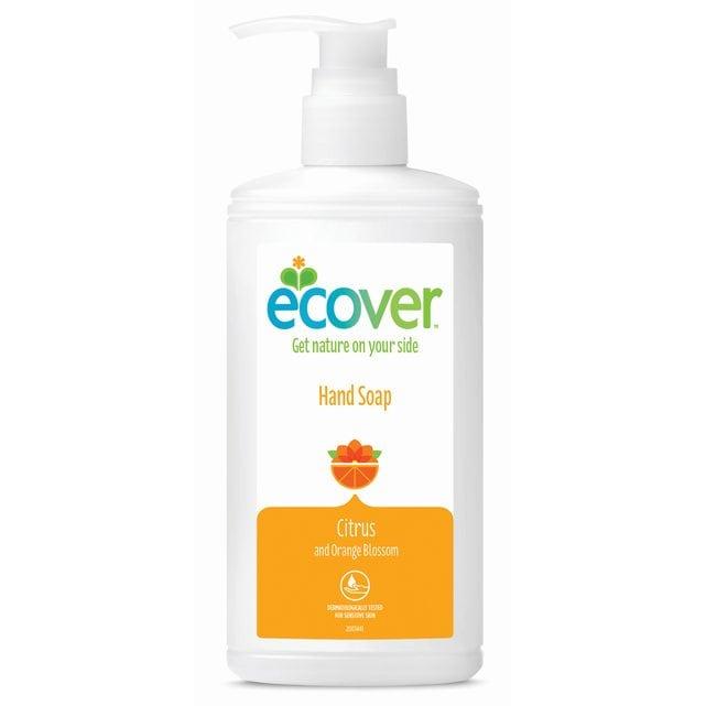 Ecover Экологическое жидкое мыло для мытья рук Цитрус