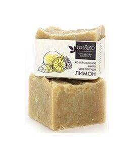 Хозяйственное мыло Лимон MiKo