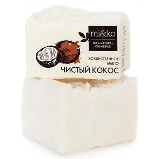 MiKo Хозяйственное мыло Чистый кокос 175 г