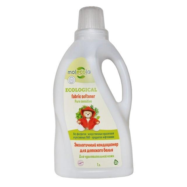 Molecola Экологичный кондиционер для детского белья Для чувствительной кожи