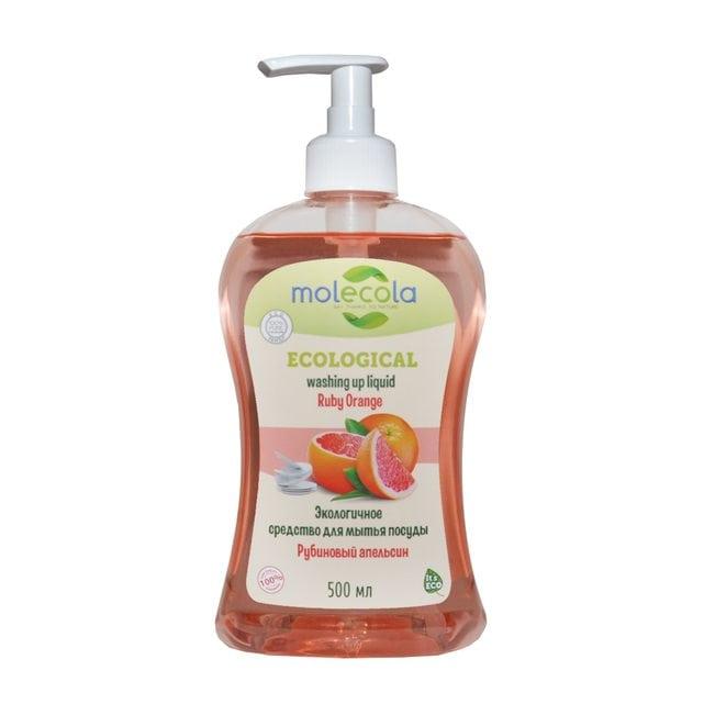 Molecola Экологичное средство для мытья посуды Рубиновый апельсин