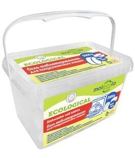 Соль таблетированная для посудомоечых машин Molecola