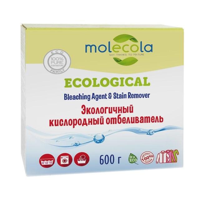 Molecola Экологичный кислородный отбеливатель