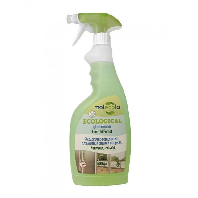 Molecola Экологичное средство для мытья стекол и зеркал Изумрудный лес