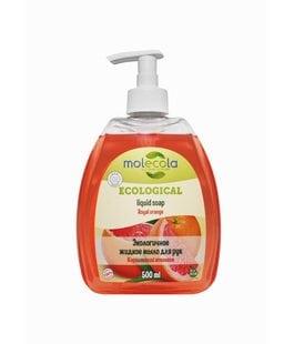 MOLECOLA Жидкое мыло для рук Королевский апельсин