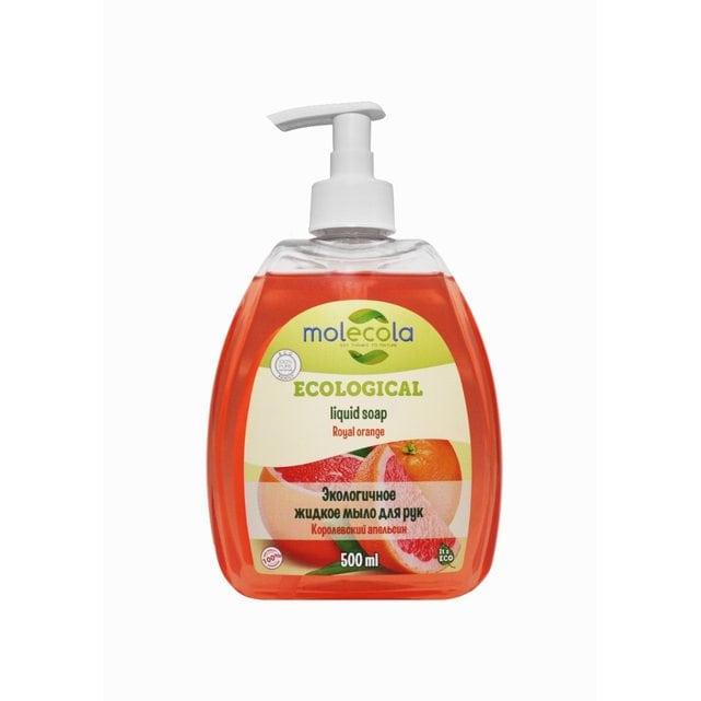 Molecola Экологичное жидкое мыло для рук Королевский апельсин