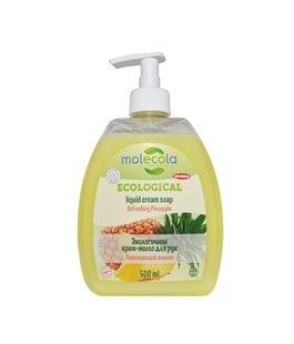 MOLECOLA Жидкое мыло для рук Освежающий ананас