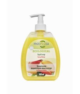 MOLECOLA Жидкое мыло для рук Солнечное манго