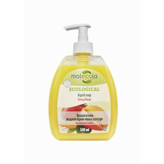 Molecola Экологичное жидкое мыло для рук Солнечное манго