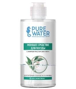 Моющее средство с эфирным маслом эвкалипта Pure Water