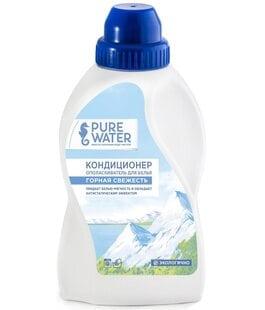 Кондиционер-ополаскиватель горная свежесть Pure Water