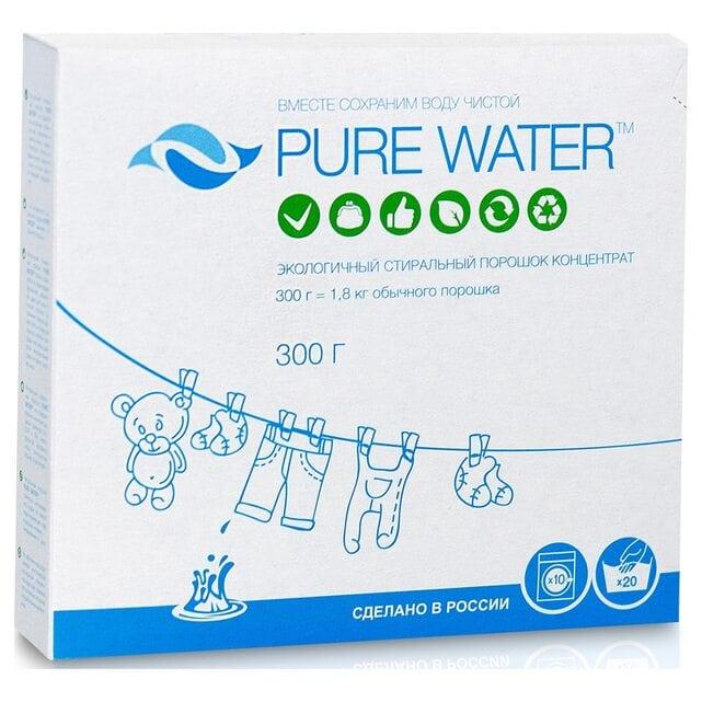 Pure Water Стиральный порошок