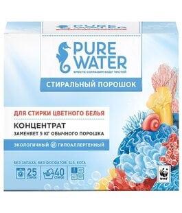 Стиральный порошок для цветного белья Pure Water