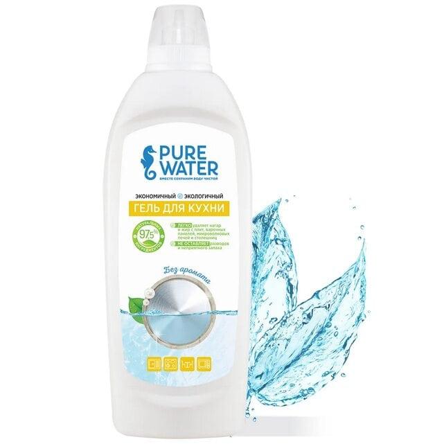 Pure Water Гель для кухни без аромата 500 мл
