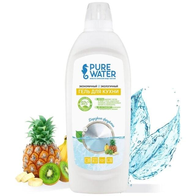 Pure Water Гель для кухни Дерзкие фрукты 500 мл