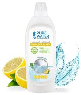 Гель для кухни Сочный лимон Pure Water