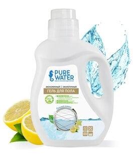 Гель для пола Сочный лимон Pure Water