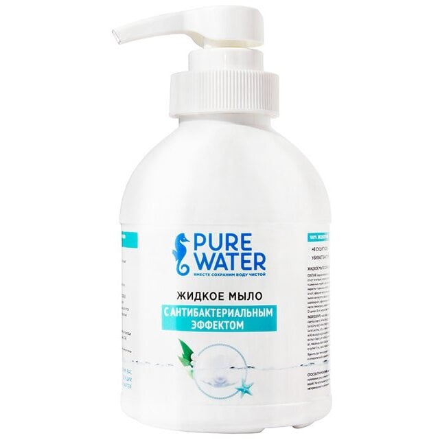 Pure Water Жидкое мыло 500 мл