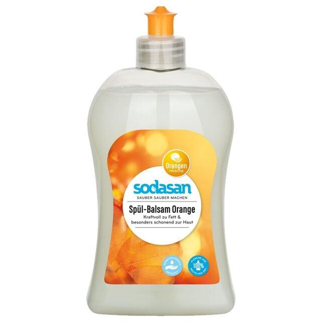 Sodasan Средство для мытья посуды Апельсин